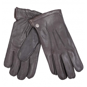 δερμάτινα γάντια Bugatti 21096 Καφέ