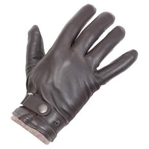 δερμάτινα γάντια guy laroche 98954 Καφέ