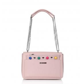 Τσάντα Love Moschino 4303 Ροζ