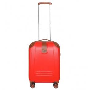Bαλίτσα καμπίνας σκληρή DIELLE  155/50 Κόκκινη