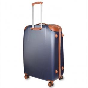 Βαλίτσα σκληρή DIELLE 155/70 Μεγάλη Μπλε
